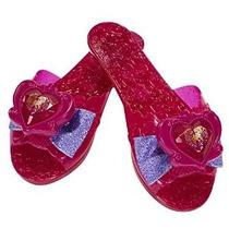 Disney Congelado Anna Luces Mágicas De Zapatos