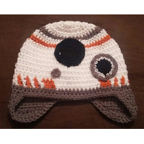Gorro Star Wars Bb8