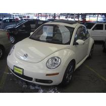 Volkswagen Beetle 2008 2p Sport Tiptronic 2.5l