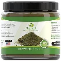 Polvo De Algas - Alta Calidad Orgánica Kelp Powder ÷ É Mej