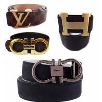 Lote De 10 Cinturones ..haz Negocio Excelentes Diseños ..