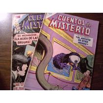 Comic De Cuentos De Misterio, Editorial Novaro