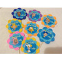 30 Toppers Decoracion Cupcakes Candy Bar Mesa De Dulces Hm4