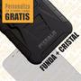 Kit Funda Protector Uso Rudo Más Cristal Moto X Play Xt1563