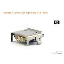 Hp Slate 7 Centro De Carga Micro Usb Tablet