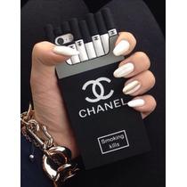 Funda Cigarrera Lg G3 Stylus Chanel Silicon 3d D690 D693