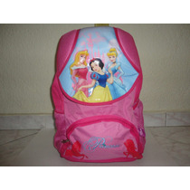 Mochila Backpack Disney Princesas Primaria Back To School