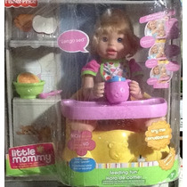 Little Momy Hora De Comer