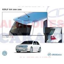 Golf A4 Spoiler De Cajuela Modelo Air , Nuevo , Caravi