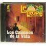 La Tropa Vallenata Los Caminos De La Vida Cd 1a Ed 1995