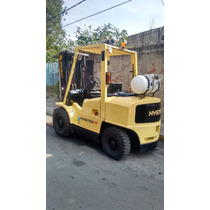 Montacargas Hyster 2006