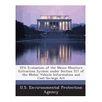 Epa Evaluation Of The Mesco Moisture Extraction System