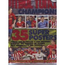 Futbol Total Especial Champions 2008- 2009 35 Posters
