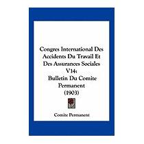 Congres International Des Accidents Du, Permanent Comite