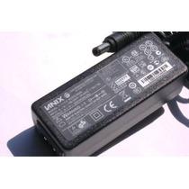 Cargador Lanix Original Msi U100 U90 U120 U115 20v-2a Nuevo