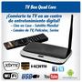 Android Smart Tv Box Kodi Canales Peliculas Deportes Gratis