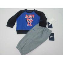 Conjunto Nike Pants Para Bebe 6/9 Meses Importado