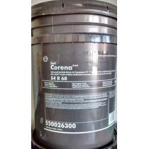 Aceite Sintetico Compresor Tornillo Shell Corena S4 R 68 19l
