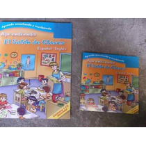 Ingles Para Ninos El Salon De Clases Libro Y Cd