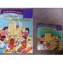 Ingles Para Ninos Tablas De Multiplicar Libro Y Cd