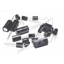 Capacitor Electrolitico 47mf-16v 105° 10 Pzas Electronet25