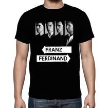 Playera O Camiseta Franz Ferdinand Edicion Especial!!!