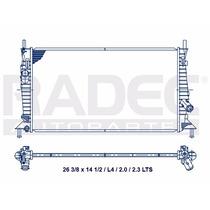 Radiador Mazda 3 04-07 L4 2.0/2.3 Lts Automatico