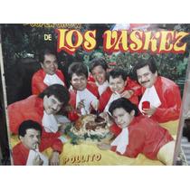 Los Vazkez Pollito Con Papas Lp