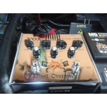 Pedal Vox Duel Overdrive Cooltron