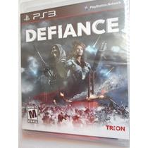 Defiance Ps3 Nuevo! Importado