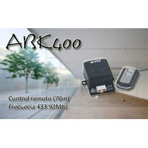 Saxxon Abk400112- Control Remoto Para Apertura De Puerta Con