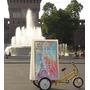 Triciclo Publicitario / Bicicleta Para Publicidad /eléctrica