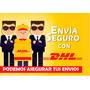Guia Dhl Electronica 5 Kilos Expres Envio Gratis