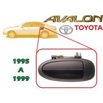 95-99 Toyota Avalon Manija Exterior Trasera Lado Izquierdo