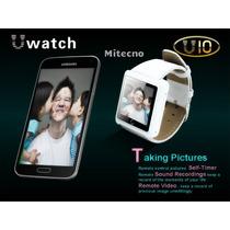 Reloj U10 Smartwatch Android Bluetooth Iphone Watterproof!!!