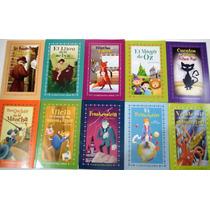 Paquete 10 Libros Los Mejores Cuentos Para Niños 2
