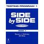 Side By Side Test Program, Level 1, Steven J Molinsky
