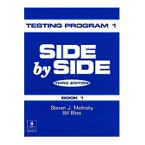 Side By Side Test Program, Level 1, Steven J Molinsky
