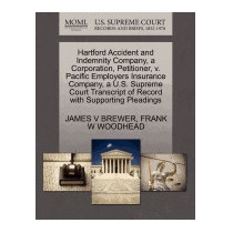 Hartford Accident And Indemnity Company, A, James V Brewer