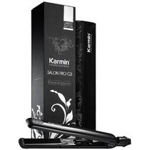 Plancha De Cabello Y Rizadora Karmin G3 Combo