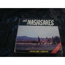 Cd Los Masiosares Folklore Urbano Edicion De Coleccion 30año