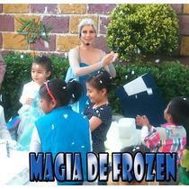 Show Infantil Frozen,equestria Girls, Campanita,pintacaritas