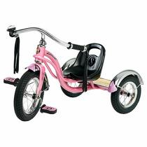Triciclo Roadster Color Rosa | Marca Schwinn