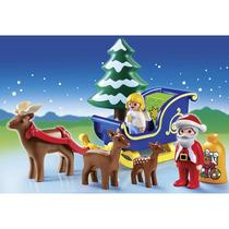 Playmobil 6787 Trineo De Santa Claus 1.1.3 Navidad Retromex