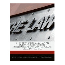 Guide To Customary Law: An Overview,, Stella Dawkins