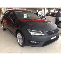 Antifaz Seat Leon Style Itech 2014 Al 2016 Kit Con Broches