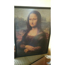 Mona Lisa Cuadro Rompecabezas