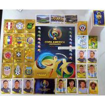 Album Panini Copa America Centenario Usa 2016 Completo!