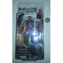 Cog Soldier, Dominic Santiago, Gears Of Wars , 2 Figuras