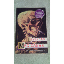 Libro Leyendas Mexicanas.
